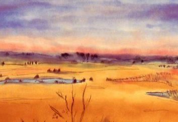 Jak narysować maluje krajobraz w etapach: dla początkujących i doświadczonych artystów