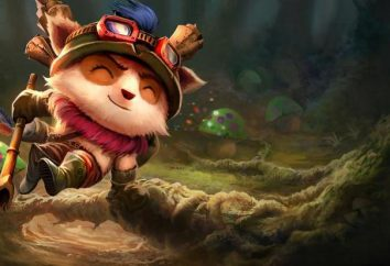 League of Legends, führt Timo: Beschreibung, vorbei und Empfehlungen