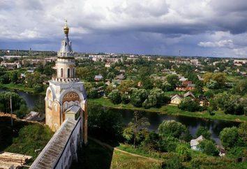 Escudo de Tver y la bandera: descripción y el valor