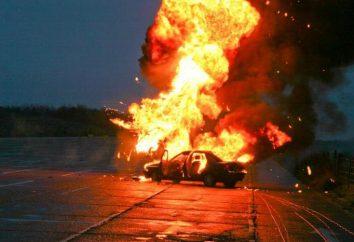Lo que se llama el efecto de una explosión? Características y su impacto en las personas y objetos