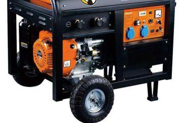 La gasolina de soldadura: características, elección. centrales eléctricas de gasolina