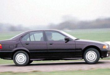 Samochód BMW 316i: cechy i zdjęcia
