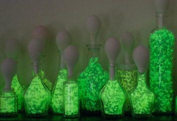 Instrukcje: jak przygotować luminofor z rękami