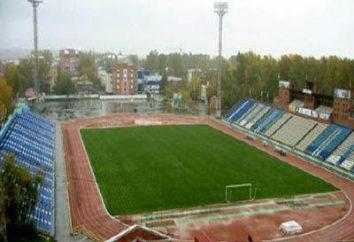 """Stadion """"Trud"""". Tomsk – właściciel niezwykłego arenie"""