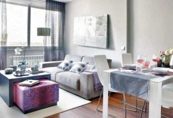 Design 1-Zimmer-Wohnung – einige nützliche Tipps