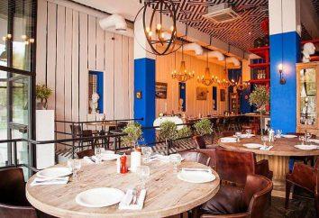 Restaurant Molon Lave ( «Molon Lave») à Moscou, adresse, menu, commentaires