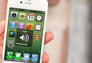 Problemy, które prowadzą do tego, że on znika dźwięk iPhone 4S. Ich decyzja.