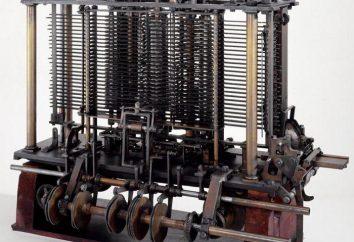 Charles Babbage analytique Moteur: description, caractéristiques, histoire et propriétés