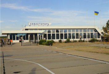Aeropuerto Sebastopol: descripción e historia. Cómo llegar al puerto de aire