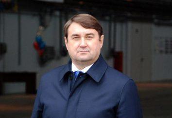 Igor Levitin: biografia e foto. Assistente del presidente russo