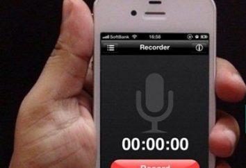 Szczegóły dotyczące sposobu nagrywania rozmów na iPhone