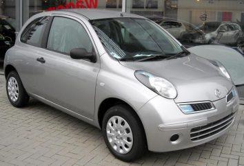 Nissan Micra – jakość kompaktowy samochód, testowane czasu