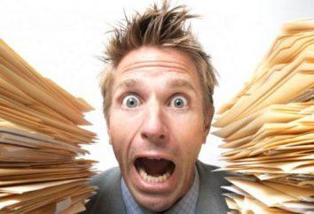 Lo stress sul lavoro: chi è la colpa e cosa fare?