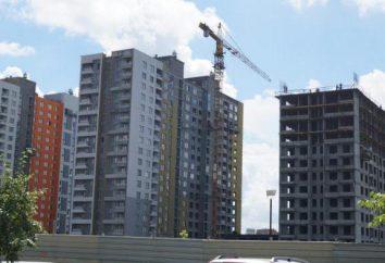 europea di vicinato a Tyumen: descrizione della situazione ambientale