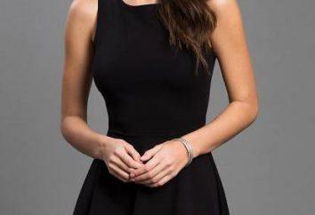 Das klassische schwarze Kleid: Beschreibung, Modell, Muster und Bewertungen