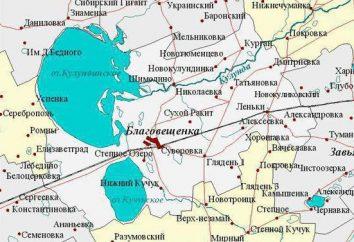 Il villaggio è Blagoveshchenka, Altai Krai: descrizione, foto