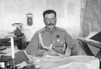 en general zarista Dujonin: biografía, la muerte y datos interesantes