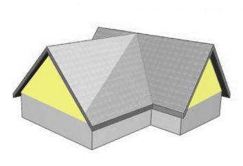 crête de toit – autour de la couronne de la maison