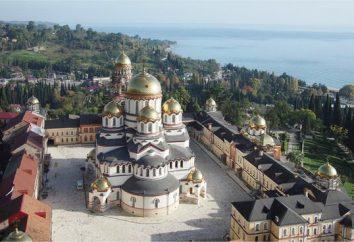 Hôtels à New Athos (Abkhazie): commentaires