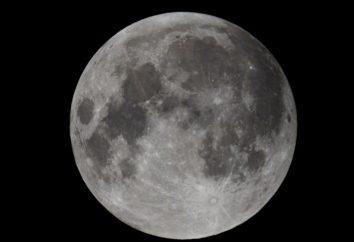 Quanto tempo è la luna piena sulla terra?
