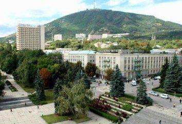 Hotele Piatigorsk: adres, opis pokoi, opinie