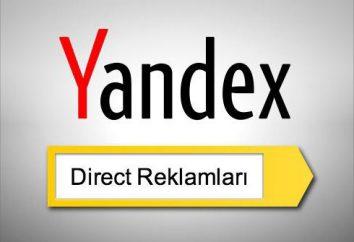 """¿Cómo funciona el """"directo"""" ( """"Yandex"""")? ¿Cómo lidiar con """"Yandex"""": comunicado"""