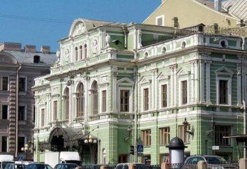 Kamennoostrovsky teatr. Bolszoj Teatr Dramatyczny. GA BDT