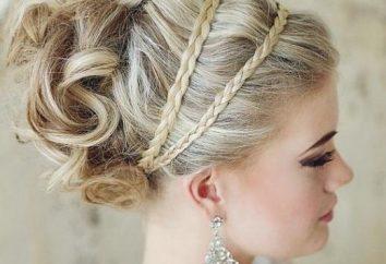 penteado alta casamento – opções populares estacas