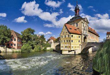 Niemcy, Bamberg atrakcje. Podróże po Europie