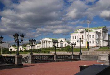 Kharitonov Park (Ekaterinburg): fotos e comentários
