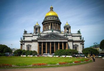 Il ponte di osservazione della Cattedrale di Sant'Isacco a San Pietroburgo: l'indirizzo, la modalità di funzionamento