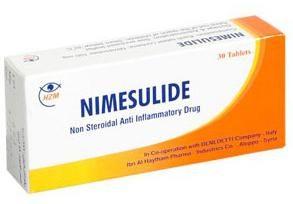 """pastillas """"Nimesulida"""". Instrucciones de uso, homólogos reales"""