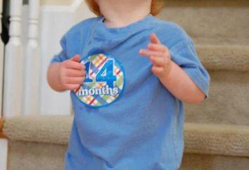 Bambino 1 anno e 2 mesi: sviluppo, altezza, peso, routine quotidiana