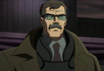 Dzheyms Gordon – postać z serii komiksów o Batmanie