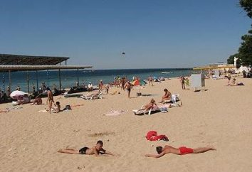 Considerate le spiagge più famose Yevpatoria