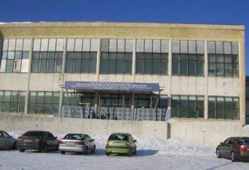 Braterska Polytechnic College: Wydziały