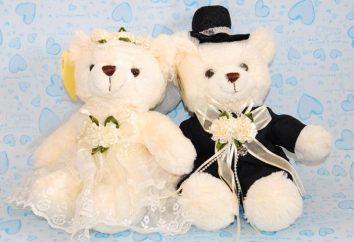 Wie man originelle Geschenke für die Hochzeit mit ihren eigenen Händen machen