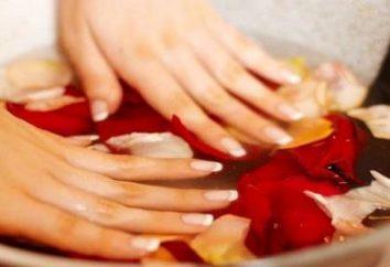 Bagni per rafforzare le unghie in casa: ricette semplici