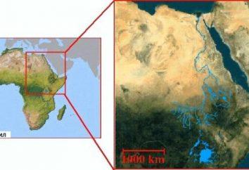 Gdzie jest źródło rzeki Nilu?