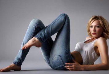 Skinny Jeans: was zu tragen, und das Modell Bewertungen. Jeans mit einer schmalen Taille