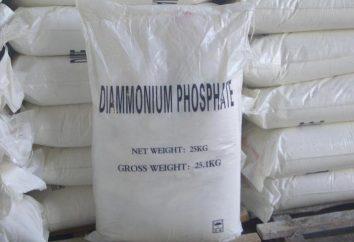 Nawóz mineralny o skomplikowanej strukturze – diammofoska. Dozowanie