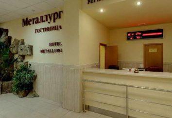 """Hotel """"Metallurg"""", Moscow: comentários, fotos, endereço"""