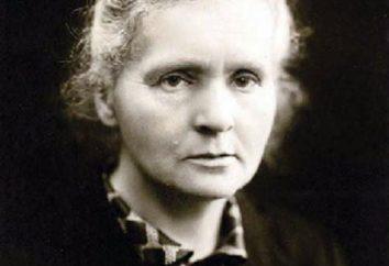 Maria Curie. Maria Sklodowska-Curie: Biografía. Universidad Marie Curie en Lublin