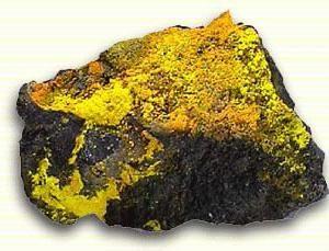 Rudy uranu. Jak wydobywają rudę uranu. Rudy uranu w Rosji