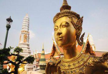 Comme moins cher pour se rendre à la Thaïlande? Moscou-Bangkok: distance