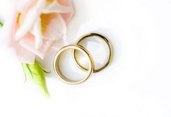 Przypowieść o ślubie młodego. gratulacje ślubne i grzanki
