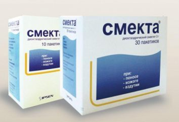 """""""Smecta"""" bei Vergiftungen: Gebrauchsanweisung"""
