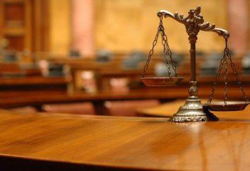 Il sistema di tribunali arbitrali della Federazione Russa. La struttura del sistema di arbitrato della Federazione Russa