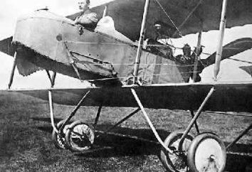 """trem de pouso de aeronaves de """"Folheto"""" os irmãos Wright para """"Ruslan"""""""