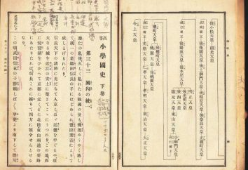 literatura japonesa. Historia del desarrollo